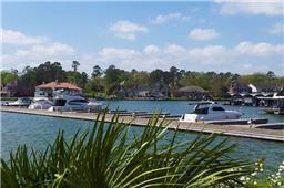 You will find everything you need at the full-service Bentwater Marina including a Ship s Store, fueling stations, boat slip rentals, marina maintenance & care services, and your very own Harbor Master to see to your every need.