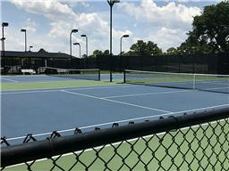 Enjoy playing tennis?  Bentwater features stadium-style tennis courts, Tennis Pro Shop, coaching and training, active Tennis Leagues, and Junior Tennis program for your aspiring players... just to name a few!