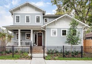 Houston Home at 506 25th Street Houston                           , TX                           , 77008-2308 For Sale