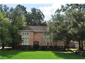 Houston Home at 2510 Big Cedar Drive Kingwood , TX , 77345-1718 For Sale