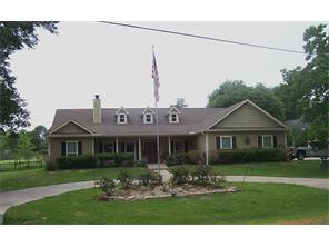 Houston Home at 649 Old Plantersville Road Montgomery , TX , 77316-4471 For Sale