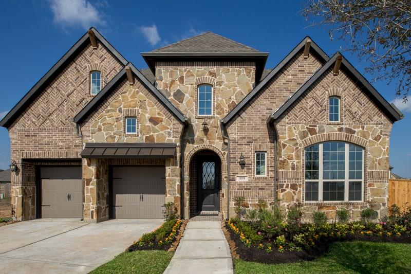 Beautiful New Village Builders Waverly Plan In Southern Trails