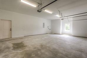 3-car over-sized garage can accommodate large vehicles with o/s doors. Builder will epoxy the floors before selling. Space for storage in garage as well.