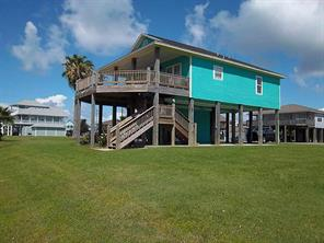 Houston Home at 2622 Tide Drive Crystal Beach , TX , 77650 For Sale