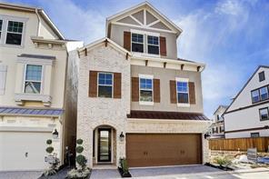 Houston Home at 8325 Ginger Oak Houston , TX , 77055 For Sale