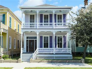 Houston Home at 1120 Winnie Street Galveston , TX , 77550-5044 For Sale