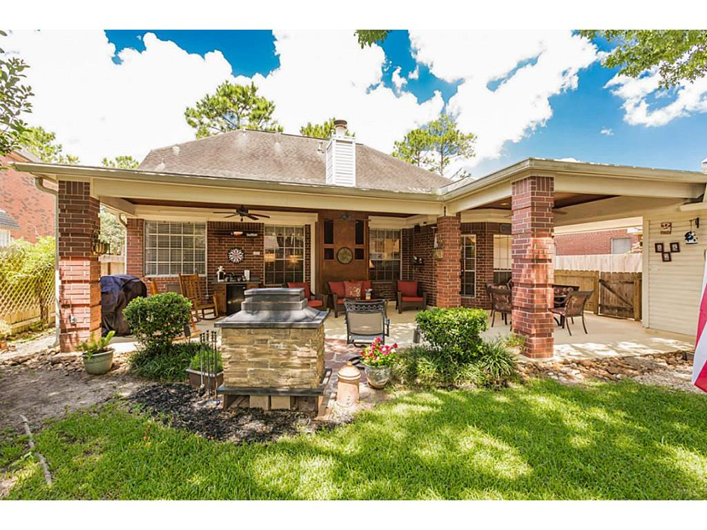 15306 Woodland Orchard Lane, Cypress TX 77433
