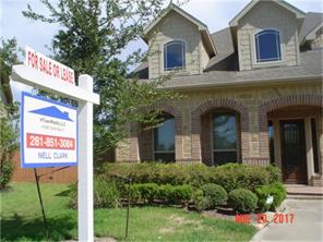 Houston Home at 16803 Huttons Court Lane Richmond                           , TX                           , 77407-2606 For Sale