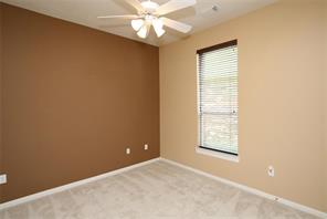 This is bedroom 2. All bedrooms are carpeted.