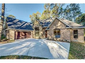 Houston Home at 1921 Rollingwood Huntsville , TX , 77340 For Sale