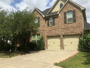 Houston Home at 7406 Lavaerton Wood Lane Richmond                           , TX                           , 77407-3185 For Sale