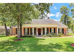Houston Home at 315 N Wilcrest Drive Houston , TX , 77079 For Sale
