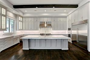 Everyone will want to congregate in this kitchen.  Image is of another, similarly constructed property.