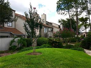 Houston Home at 1073 Country Place Drive 1073 Houston , TX , 77079 For Sale