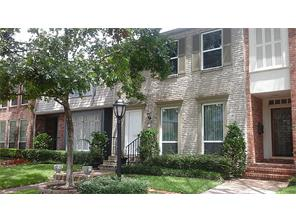 Houston Home at 5906 Valley Forge Drive 158 Houston                           , TX                           , 77057-1932 For Sale