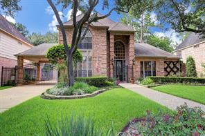 Houston Home at 15818 Barkers Landing Road Houston                           , TX                           , 77079-2459 For Sale