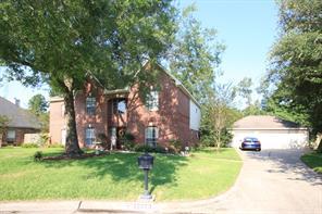 Houston Home at 28223 Nancy Lane Oak Ridge North                           , TX                           , 77385-9041 For Sale
