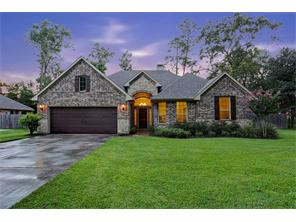 Houston Home at 703 Weisinger Drive Magnolia                           , TX                           , 77354-1594 For Sale