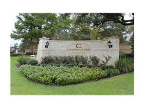 Houston Home at 17420 Lakewood Glen Court Tomball , TX , 77375 For Sale