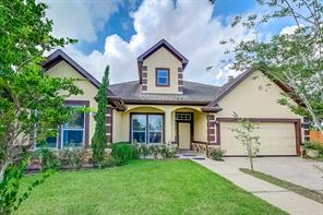 Houston Home at 519 Dogwood Avenue Fresno , TX , 77545 For Sale