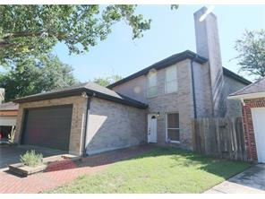 Houston Home at 12822 Chamberlain Drive Houston , TX , 77077-3729 For Sale