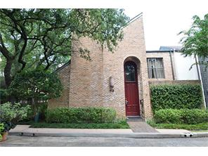 Houston Home at 43 River Hollow Lane 43 Houston                           , TX                           , 77027-9401 For Sale