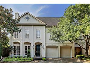 Houston Home at 11 Briar Hollow Lane Houston , TX , 77027-2919 For Sale