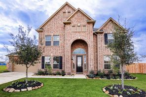 Houston Home at 5906 Rose Quartz Lane Rosenberg , TX , 77469 For Sale