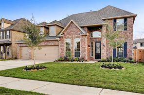 Houston Home at 2027 Opal Field Lane Rosenberg                           , TX                           , 77469 For Sale