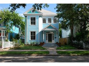 Houston Home at 2609 Avenue O 1/2 Galveston , TX , 77550-7832 For Sale