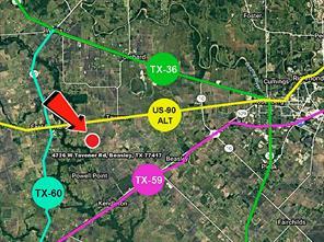 4726 west tavener 50 acres, beasley, TX 77417