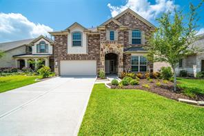 Houston Home at 16923 Audrey Arbor Way Richmond , TX , 77407 For Sale