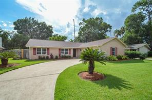 Houston Home at 105 Denton Drive Seabrook                           , TX                           , 77586-5401 For Sale