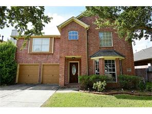Houston Home at 2888 Lost Cove Court Dickinson , TX , 77539-4048 For Sale