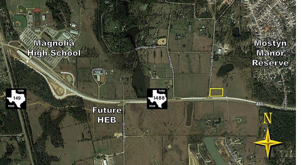 40206 Community Road, Magnolia, TX 77354