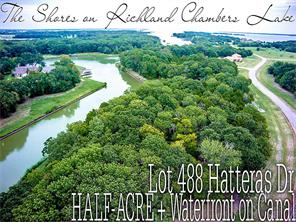 Houston Home at Lot 488 Hatteras Drive Corsicana                           , TX                           , 75109 For Sale