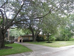 Houston Home at 3606 Maroneal Street Houston , TX , 77025-1325 For Sale