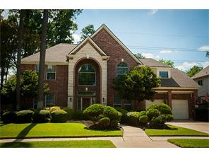 Houston Home at 9523 Woodcliff Lake Drive Spring , TX , 77379-3682 For Sale