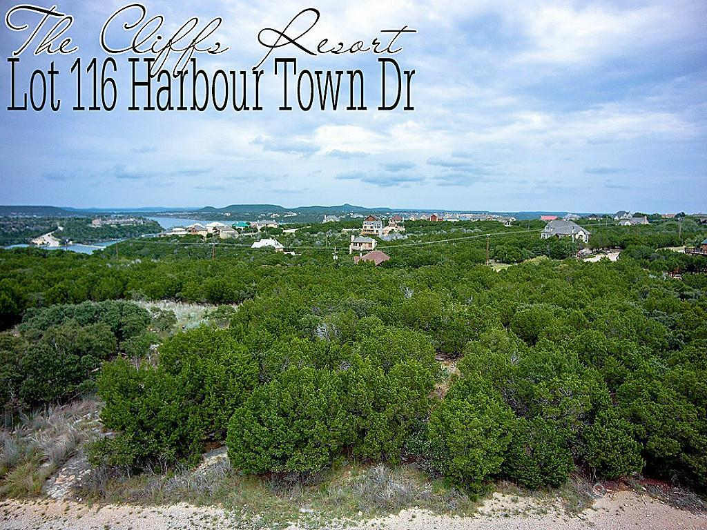 Lot 116 Harbour Town, Graford, TX 76449