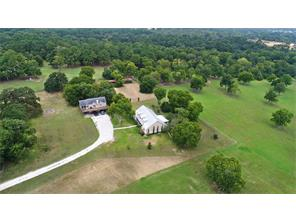 Aerial Photos from the east. Beautiful property around too!