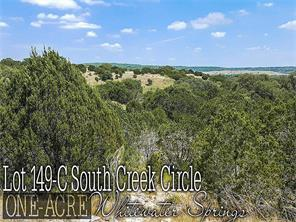 Lt 149C South Creek, Bertram TX 78605