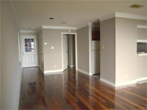 Check out the beautiful wood floors throughout your home.
