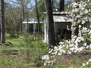 Springtime in Texas!  Come and fall in love with this secluded and heavily wooded property.