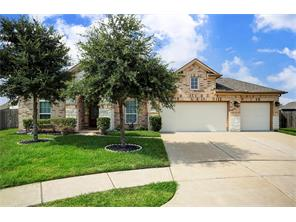 Houston Home at 13403 Harbor Chase Court Pearland                           , TX                           , 77584-3421 For Sale