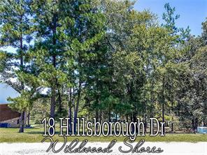 Houston Home at 18 Hillsborough Drive Huntsville , TX , 77340 For Sale