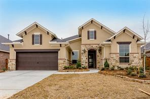 Houston Home at 16711 Oaks Run Court Cypress , TX , 77433 For Sale