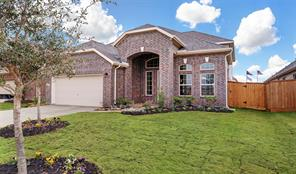 Houston Home at 23907 Via Viale Drive Richmond                           , TX                           , 77406 For Sale