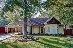 164 Custers Court, Panorama Village, TX 77304
