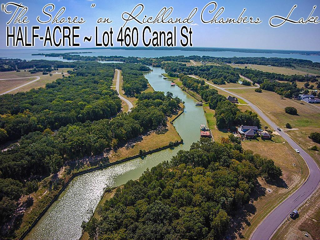 Lot 460 Canal Street, Corsicana, TX 75109