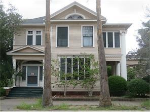 Houston Home at 1502 23rd Street Galveston                           , TX                           , 77550-4502 For Sale
